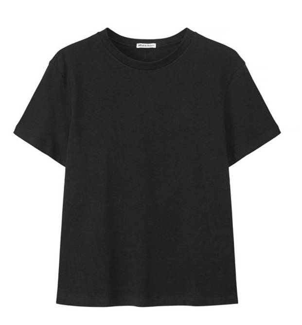 Bilde av T-shirt classic by Biderman black