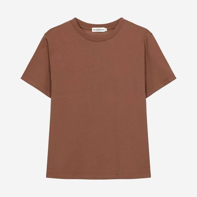 Bilde av T-shirt classic rust brown