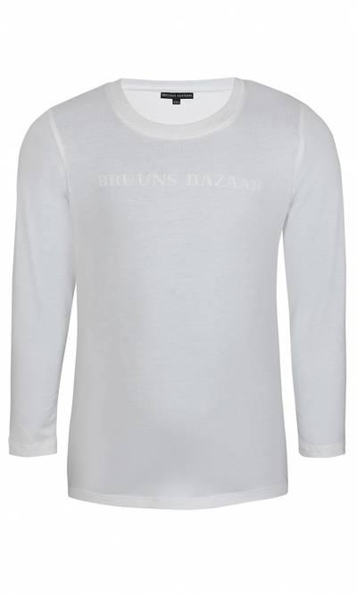 Bilde av Hvit genser med trykk