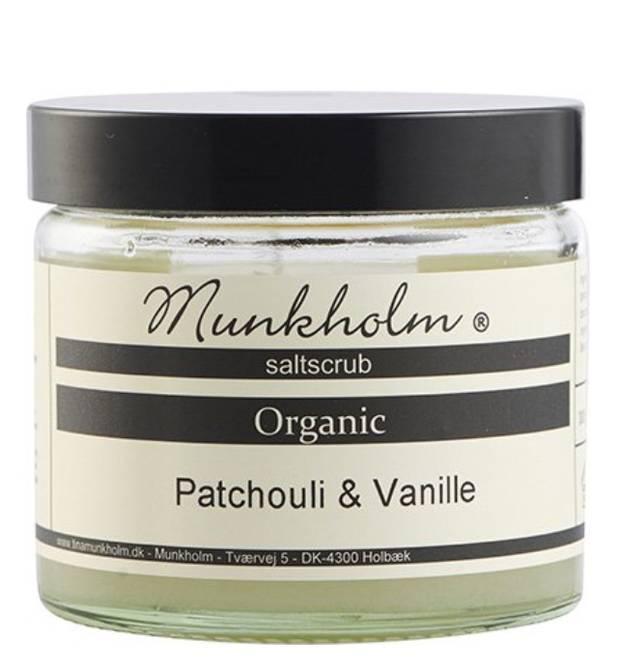 Bilde av Saltskrubb patchouli og vanilje